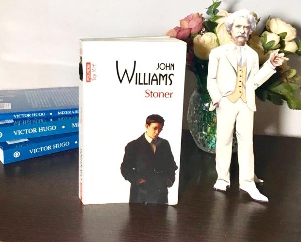 John Williams Stoner recenzie poza carte