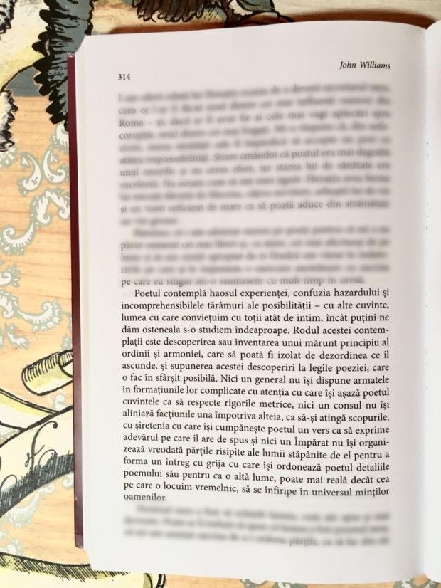 carte roman istoric john williams augustus