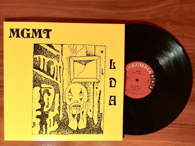 MGMT Little Dark Age recenzie album 2018